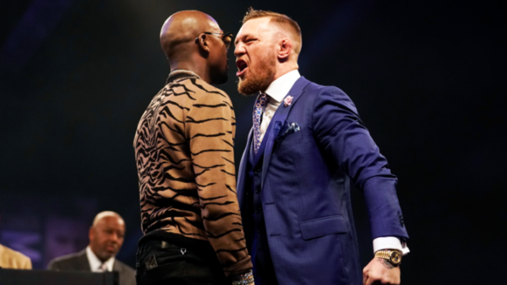 McGregor Fans React To Apparent Sparring Knockdown