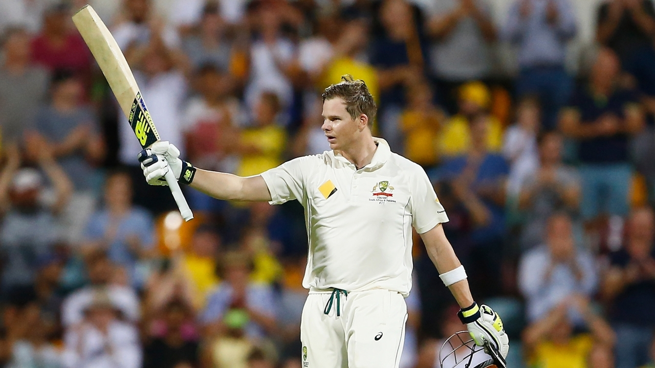 Steve Smith smashes more records with 20th Test ton