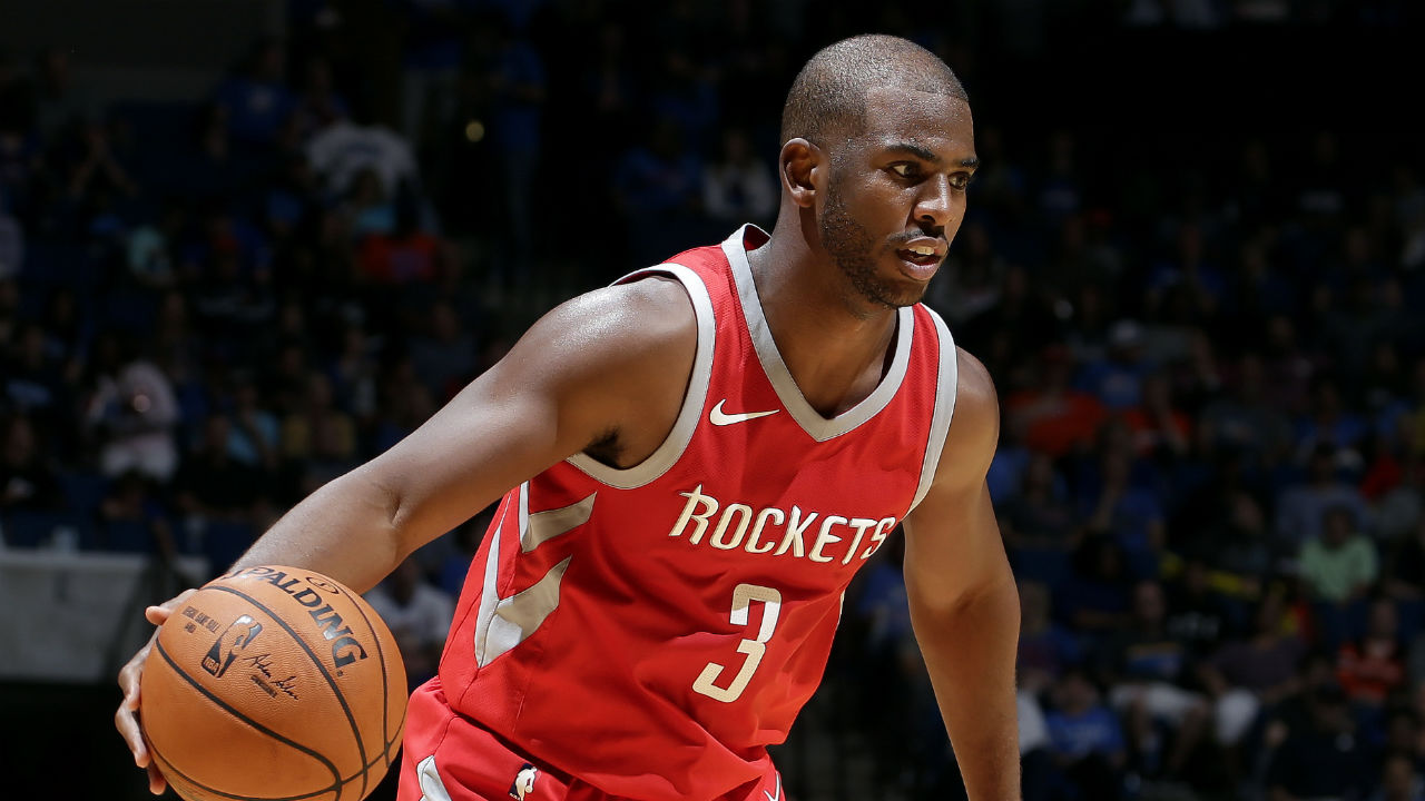 Report: Chris Paul upgraded to doubtful for Christmas Day ...