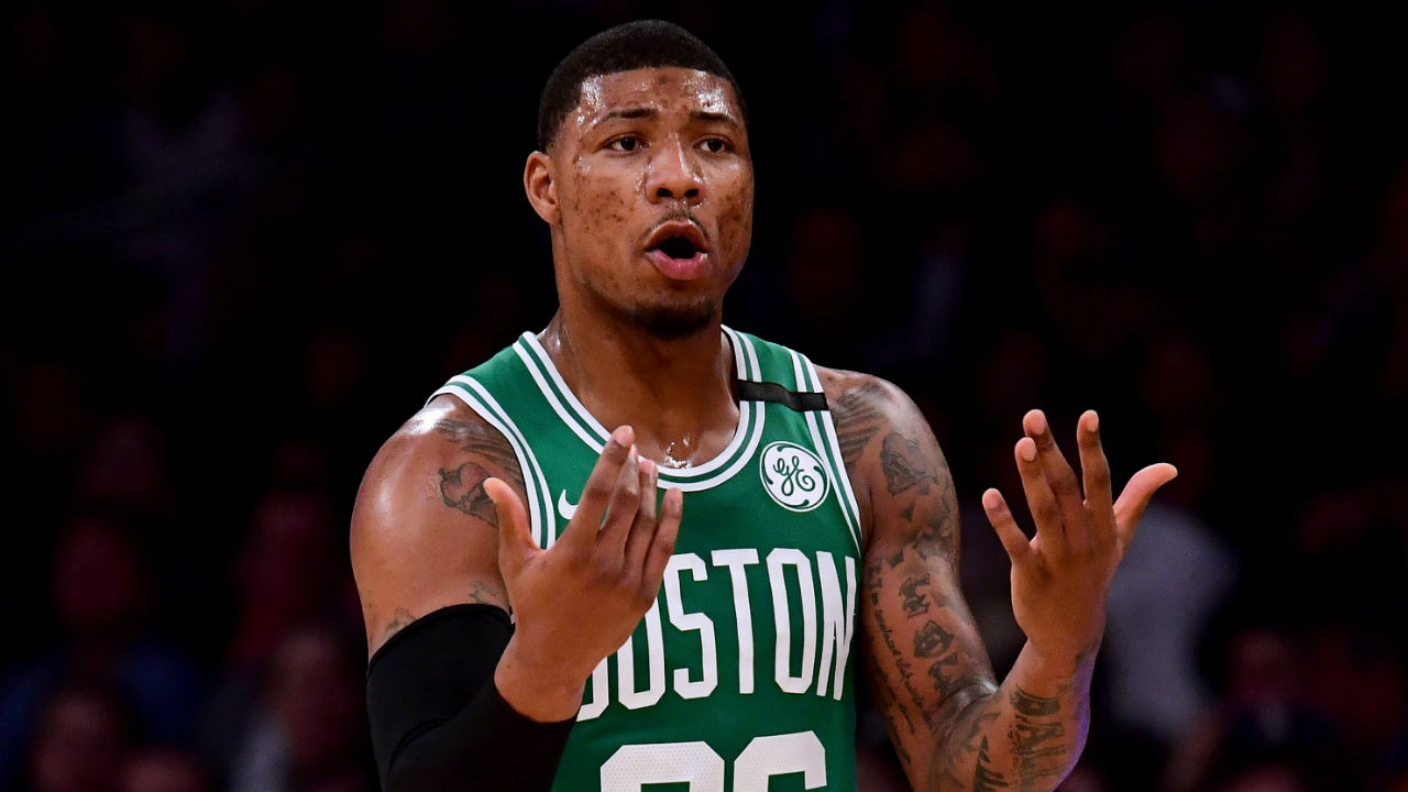 Celtics rumors: A Marcus Smart trade is now unlikely