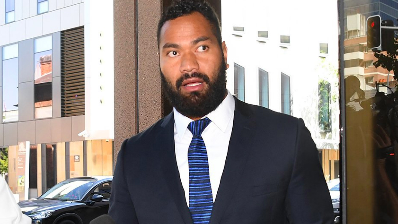 Eels ban Tony Williams for drink-driving