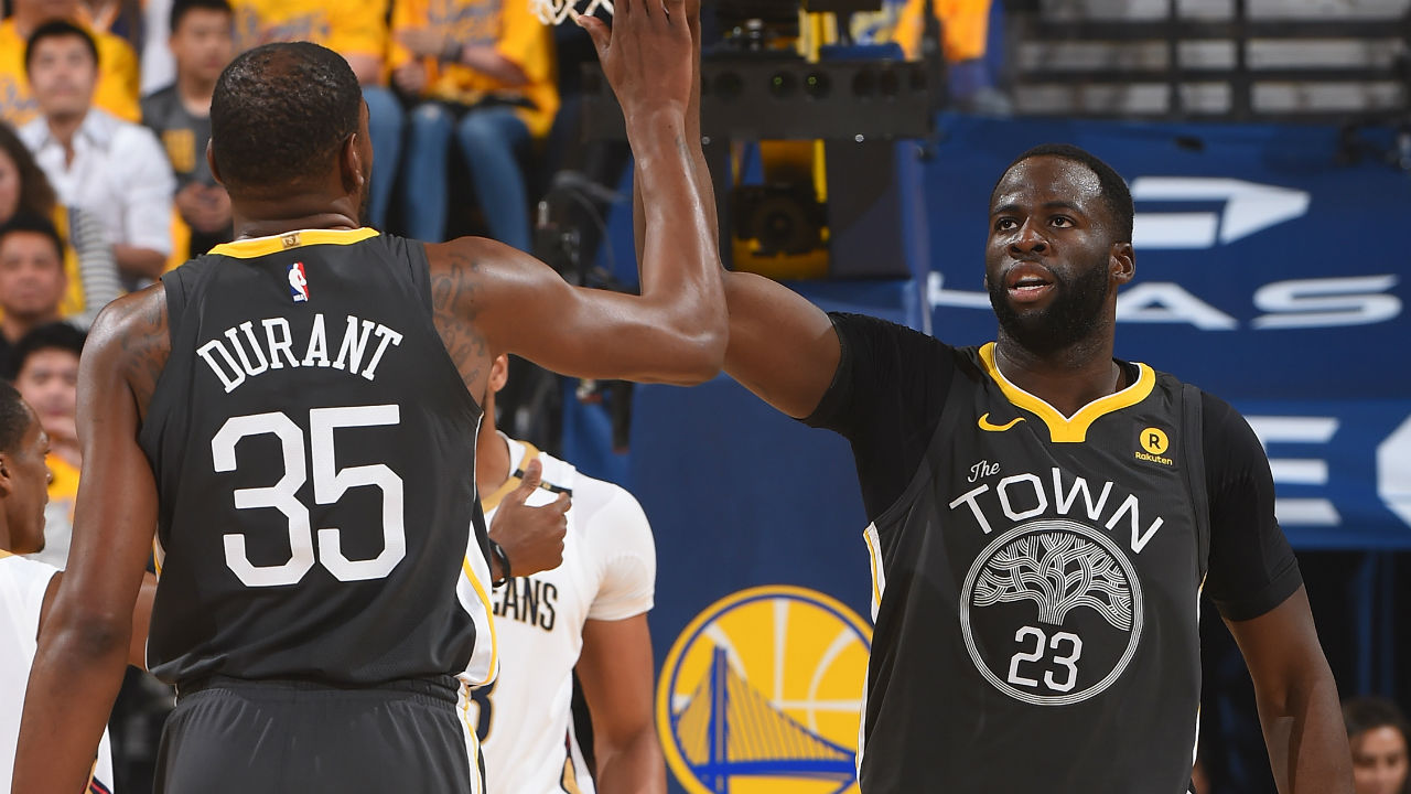 New Orleans Pelicans at Golden State Warriors Free Preview 05/08/18