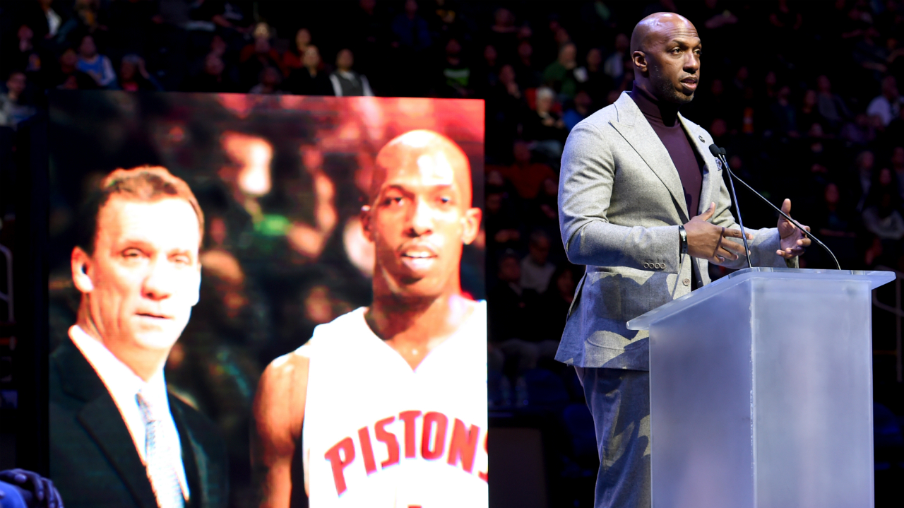 Pistons express interest in hiring Chauncey Billups for front office position