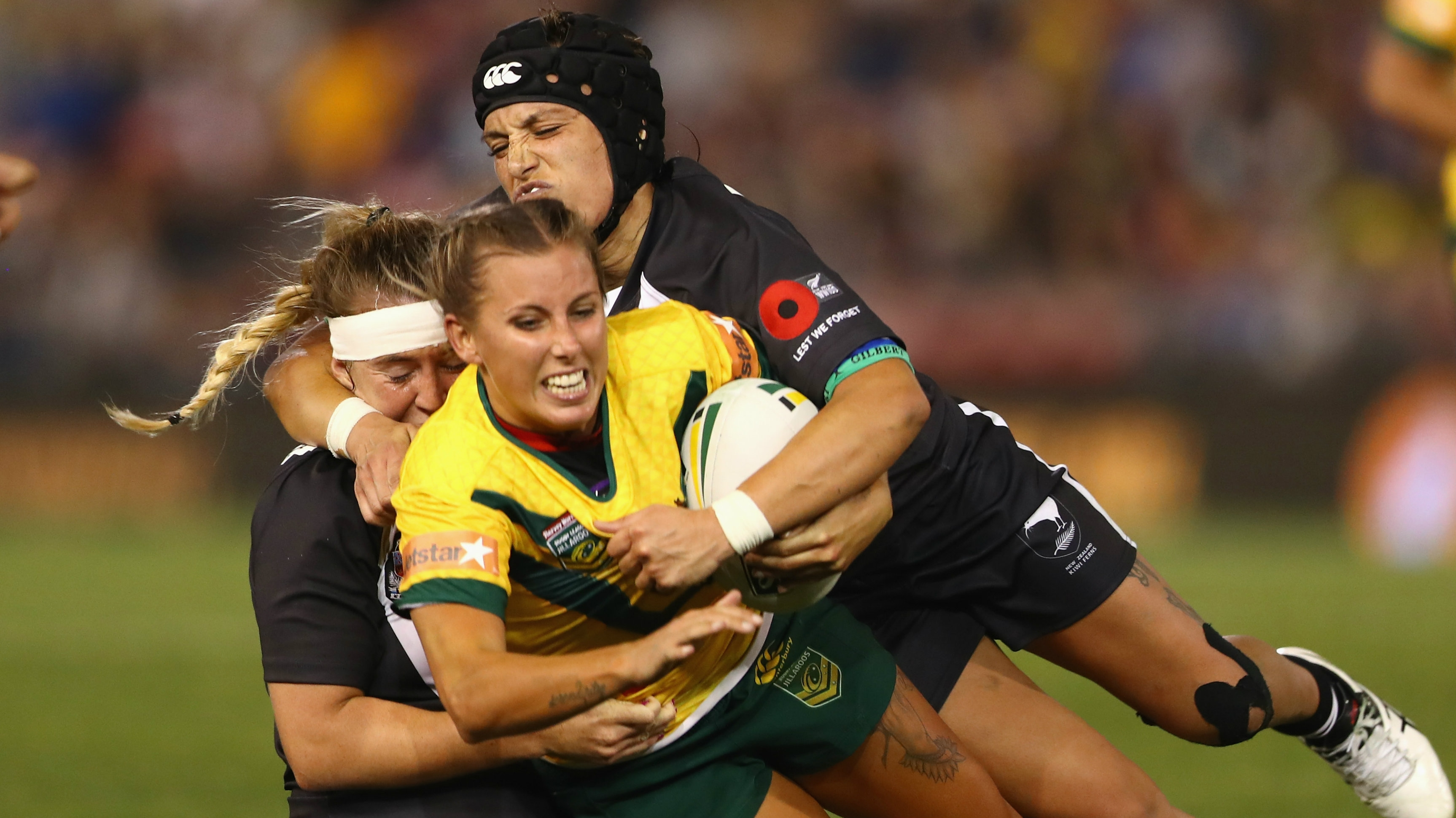 Women S Rugby League World Cup When Is It Who Playing And How To Watch
