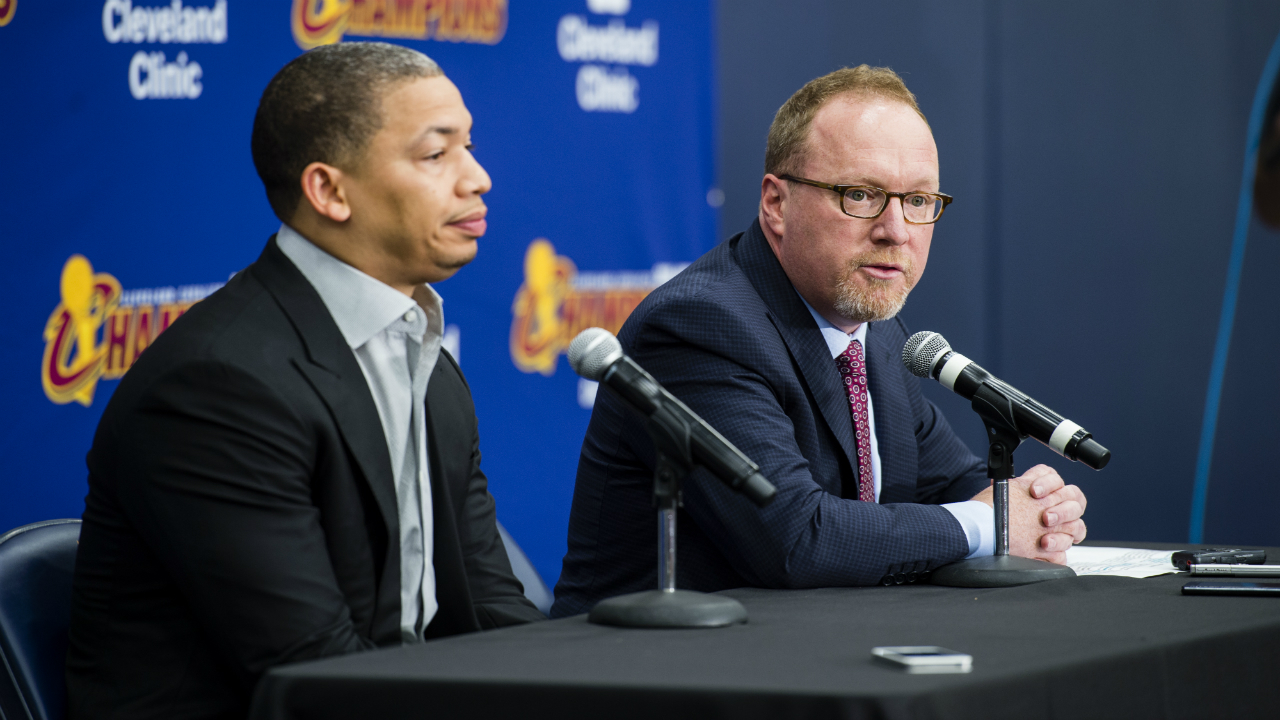 Orlando Magic rumors: David Griffin top target