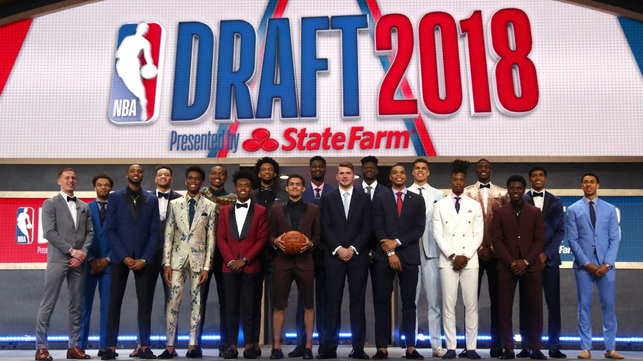 2018 NBA Draft: Tracking each trade made on draft night ...