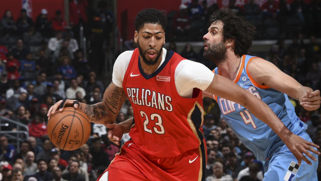 Davis has 41, Pelicans top Clippers 121-116 for 9th straight