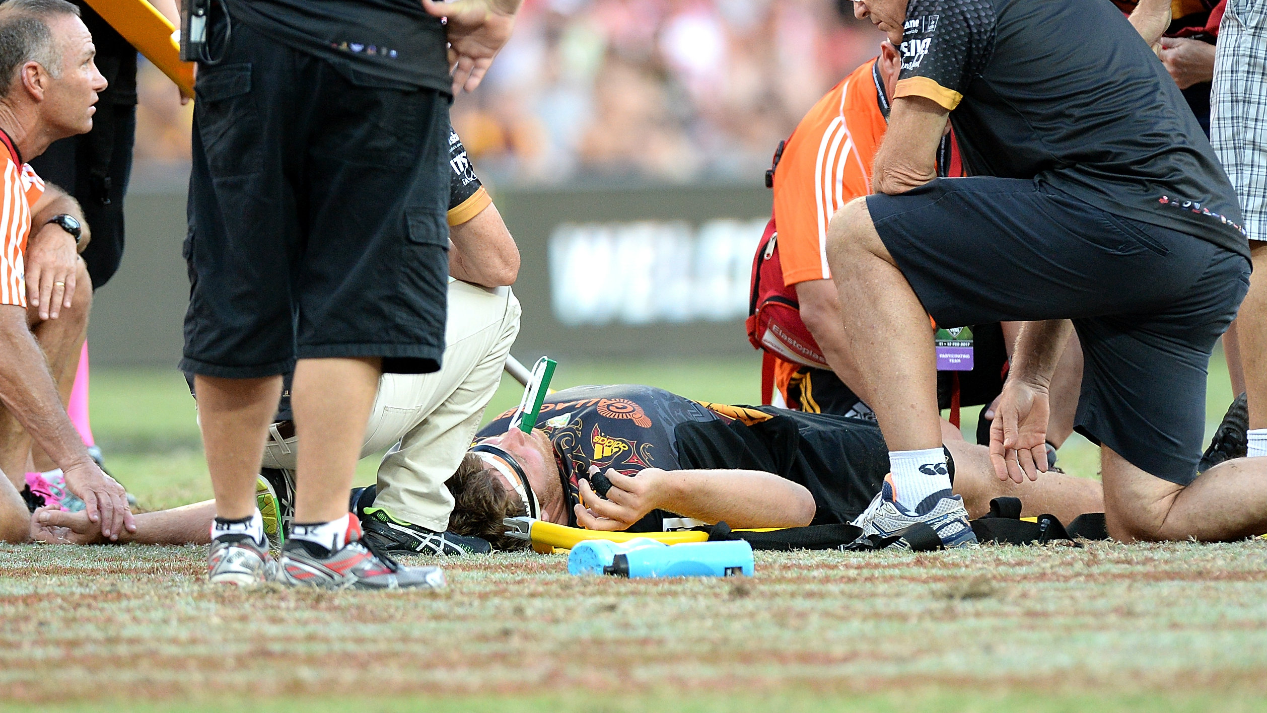 #mitchell graham injury