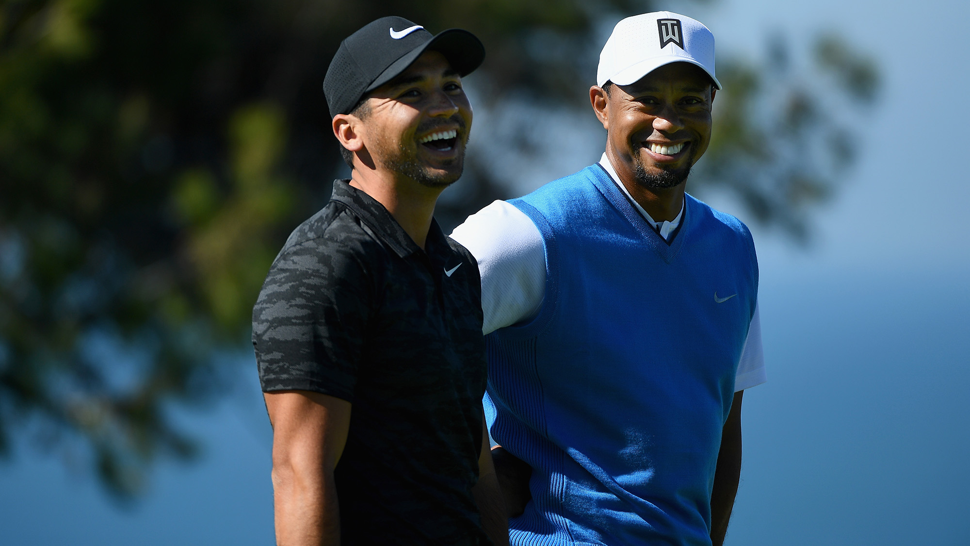 Jason Day offers sage advice to mentor Tiger Woods