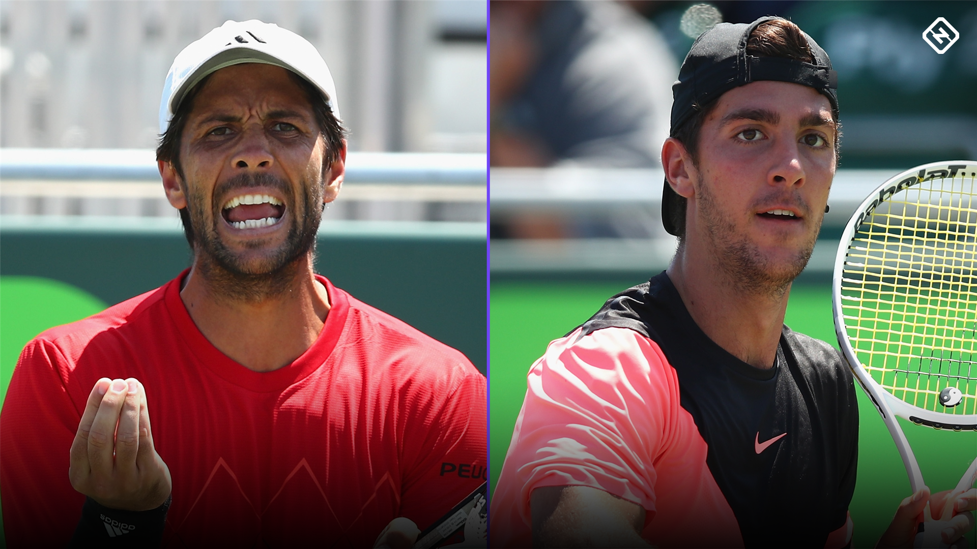 Kyrgios gets into Twitter spat with Verdasco