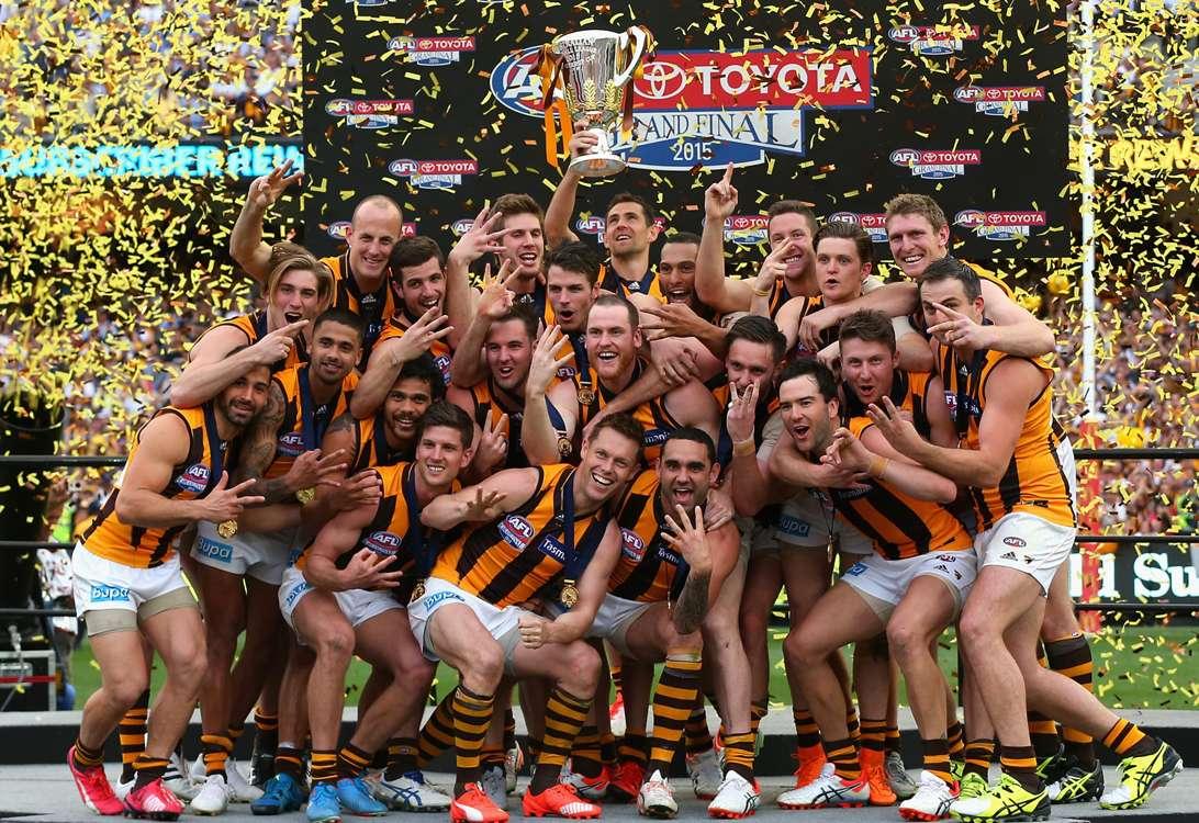 AFL | Hawthorn player ratings - 2015 AFL Grand Final | SPORTAL