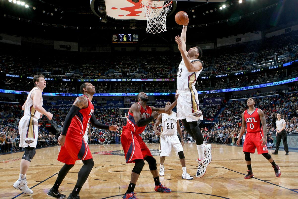 NBA | Hawks blow 19-game winning streak against Pelicans ...