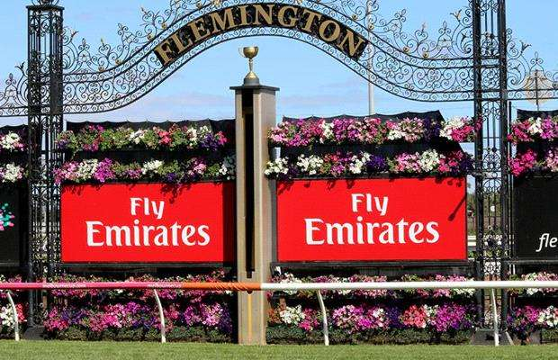Where the early money's gone - Flemington, January 1