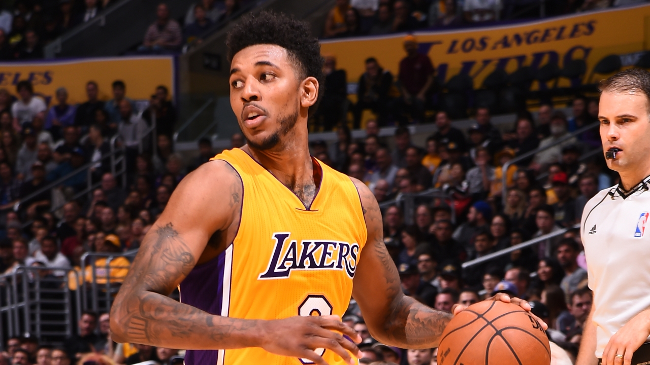 Young leads young Lakers