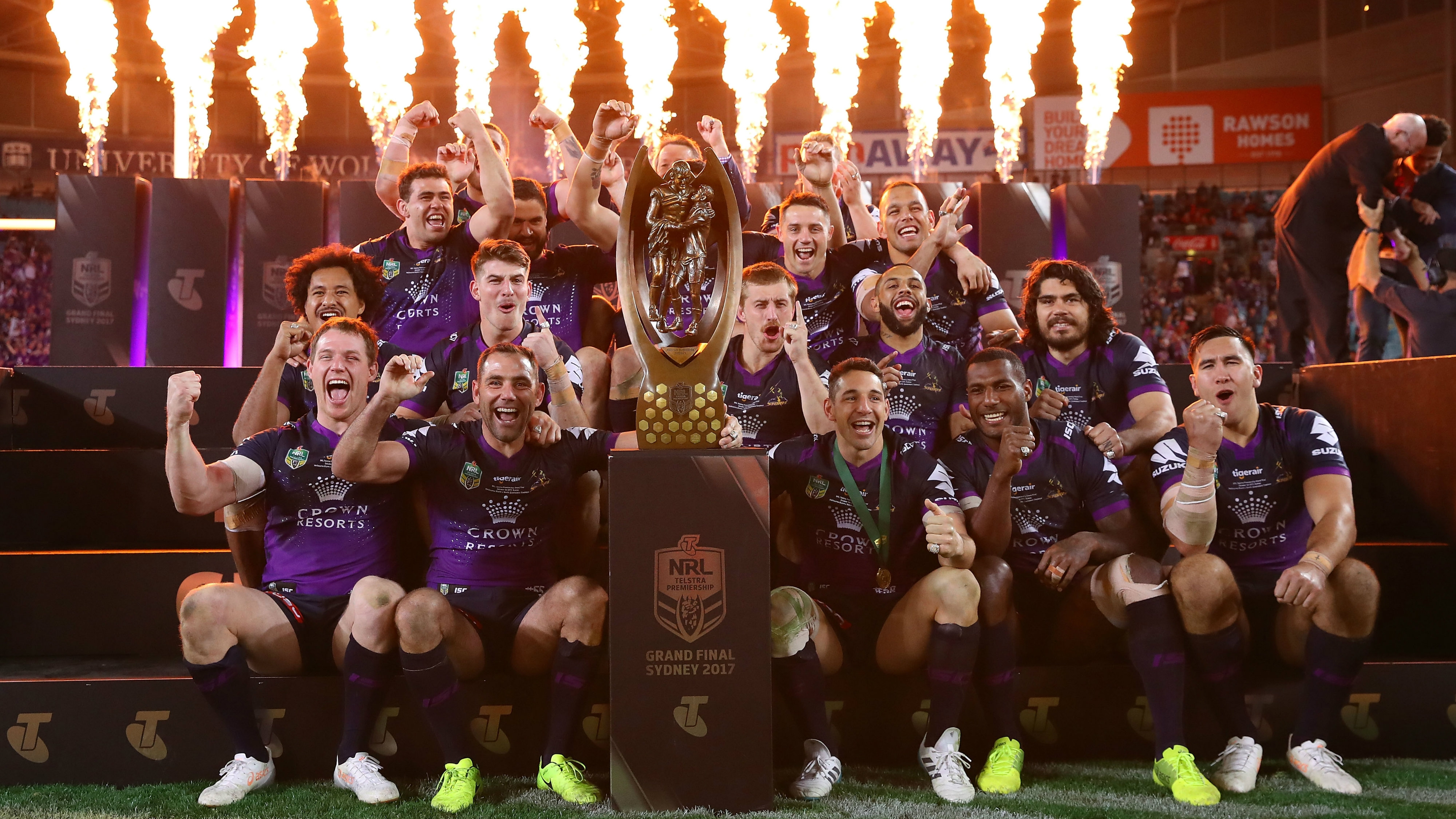 Melbourne Storm confirm 10 signings for 2018 NRL season | League | Sporting News
