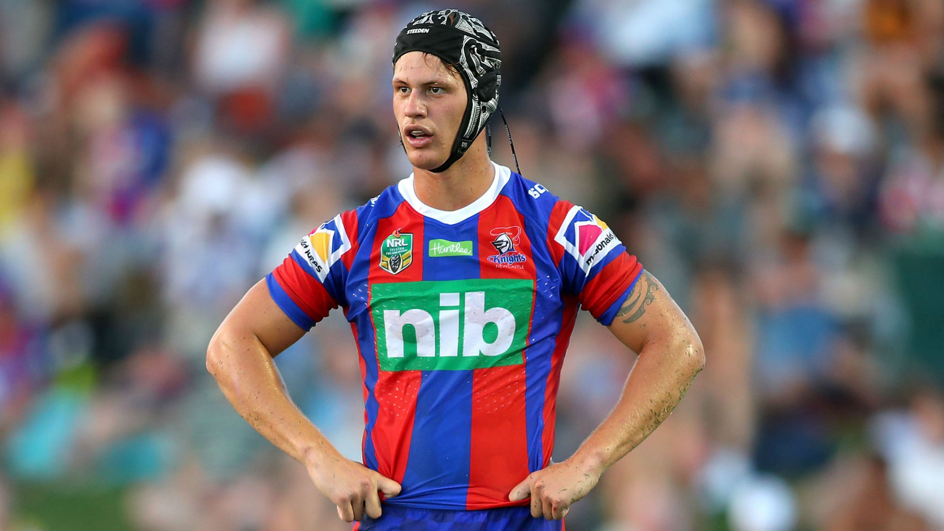 Kalyn Ponga Scores Incredible Solo Try On Debut For The Newcastle Knights League Sporting News