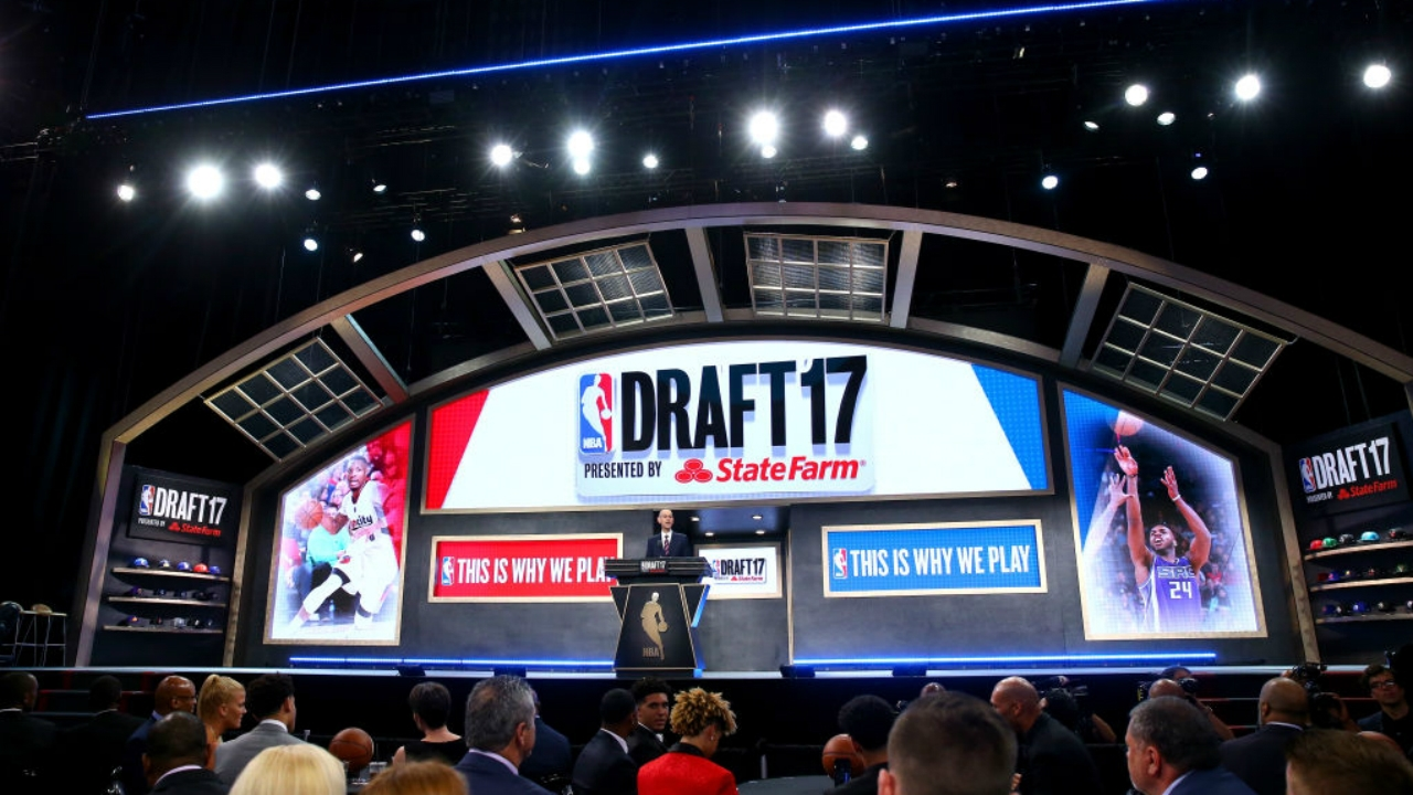 Nba Draft: NBA Draft 2017: List Of Picks, Results For Rounds 1-2