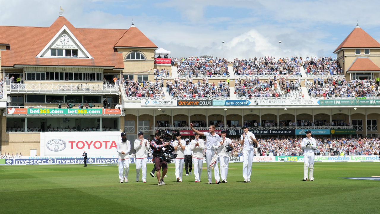 England and Wales Cricket Board announces 2023 Ashes venues