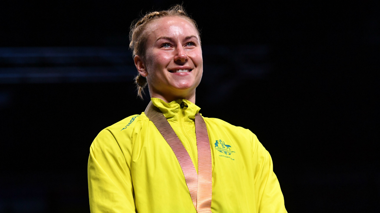 Ouseph wins Commonwealth Games bronze medal