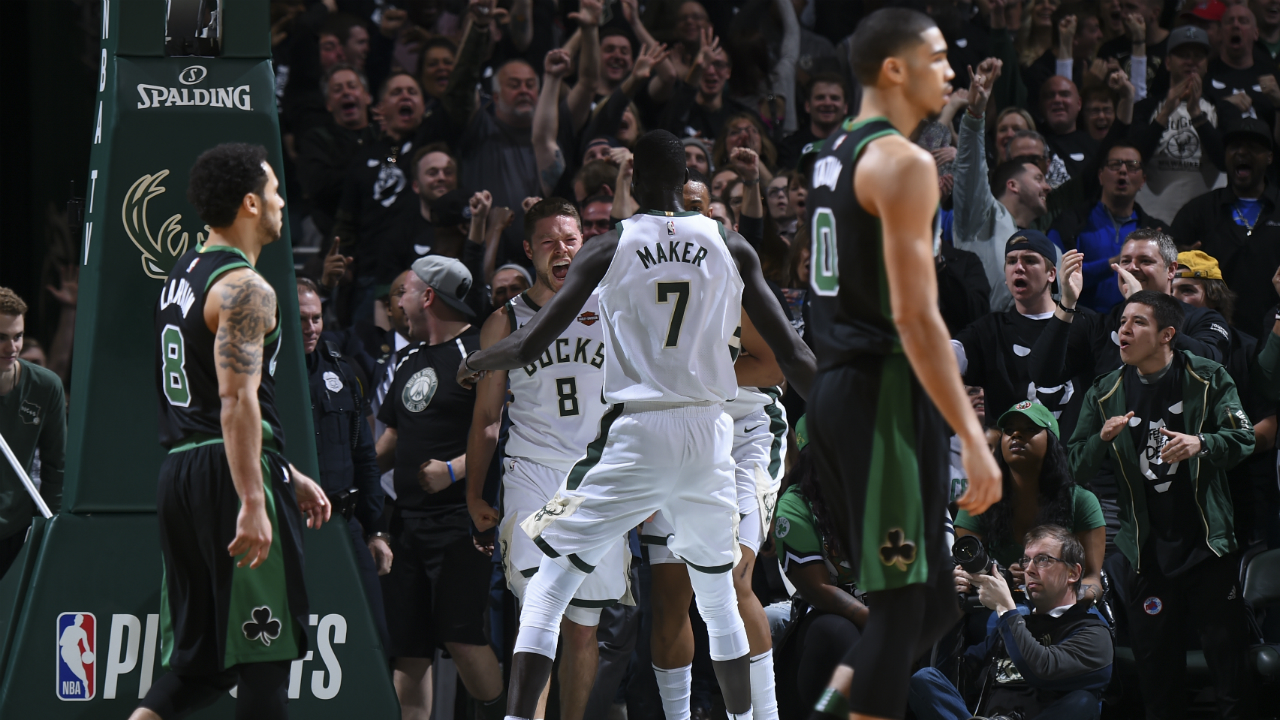 Boston Celtics a Smart choice to close out Milwaukee Bucks