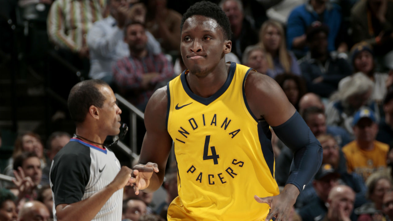 Indiana Pacers pull away late to clinch play-off spot
