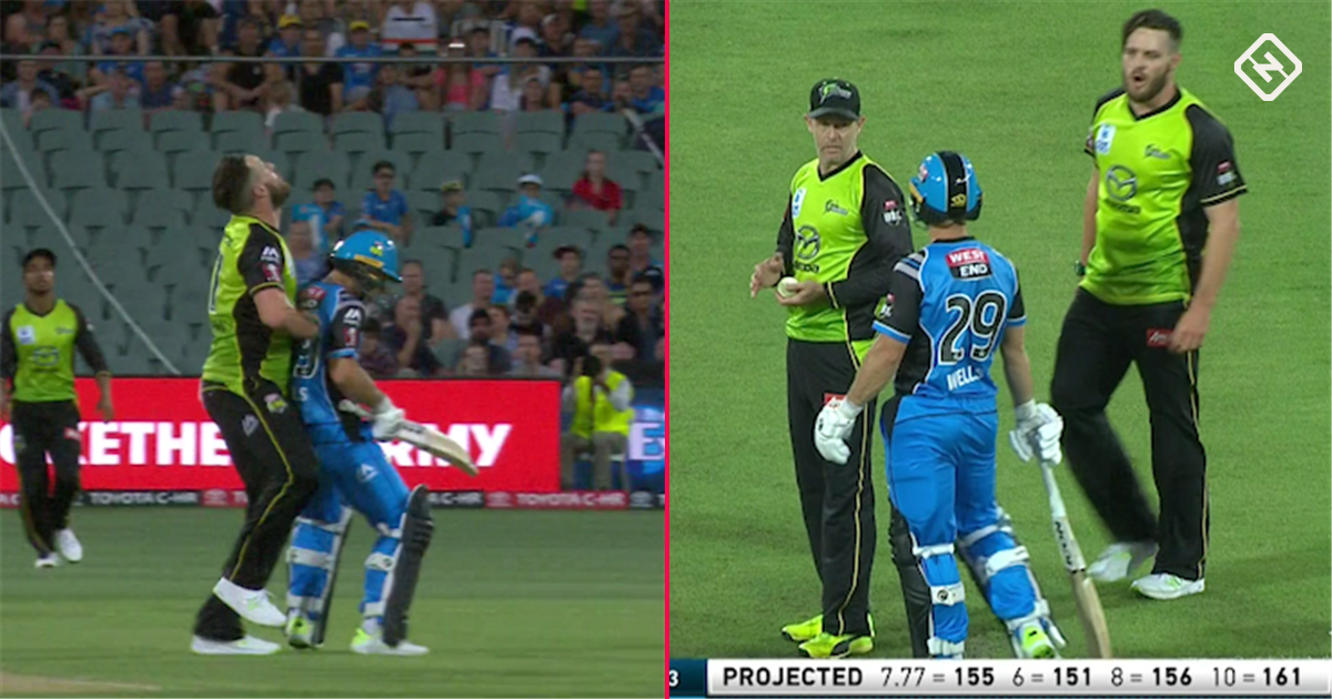 Players Fined In The Big Bash