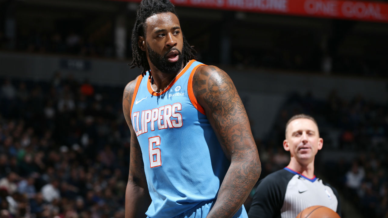 Dallas Mavericks Working On DeAndre Jordan Trade