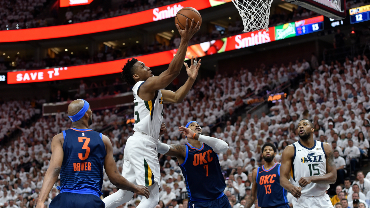Russell Westbrook Suspended? NBA Reviewing Thunder-Jazz Altercation Before Game 5