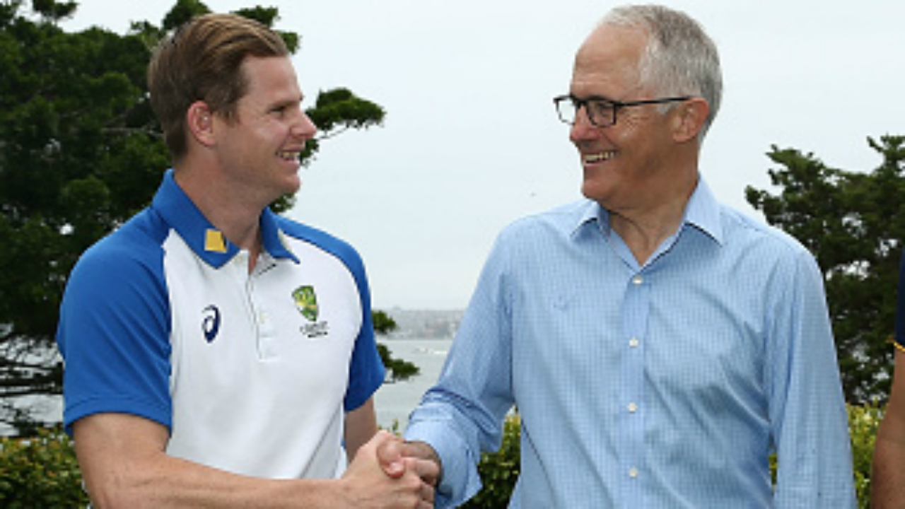Australian Prime Minister Malcolm Turnbull slams 'cheating' cricketers