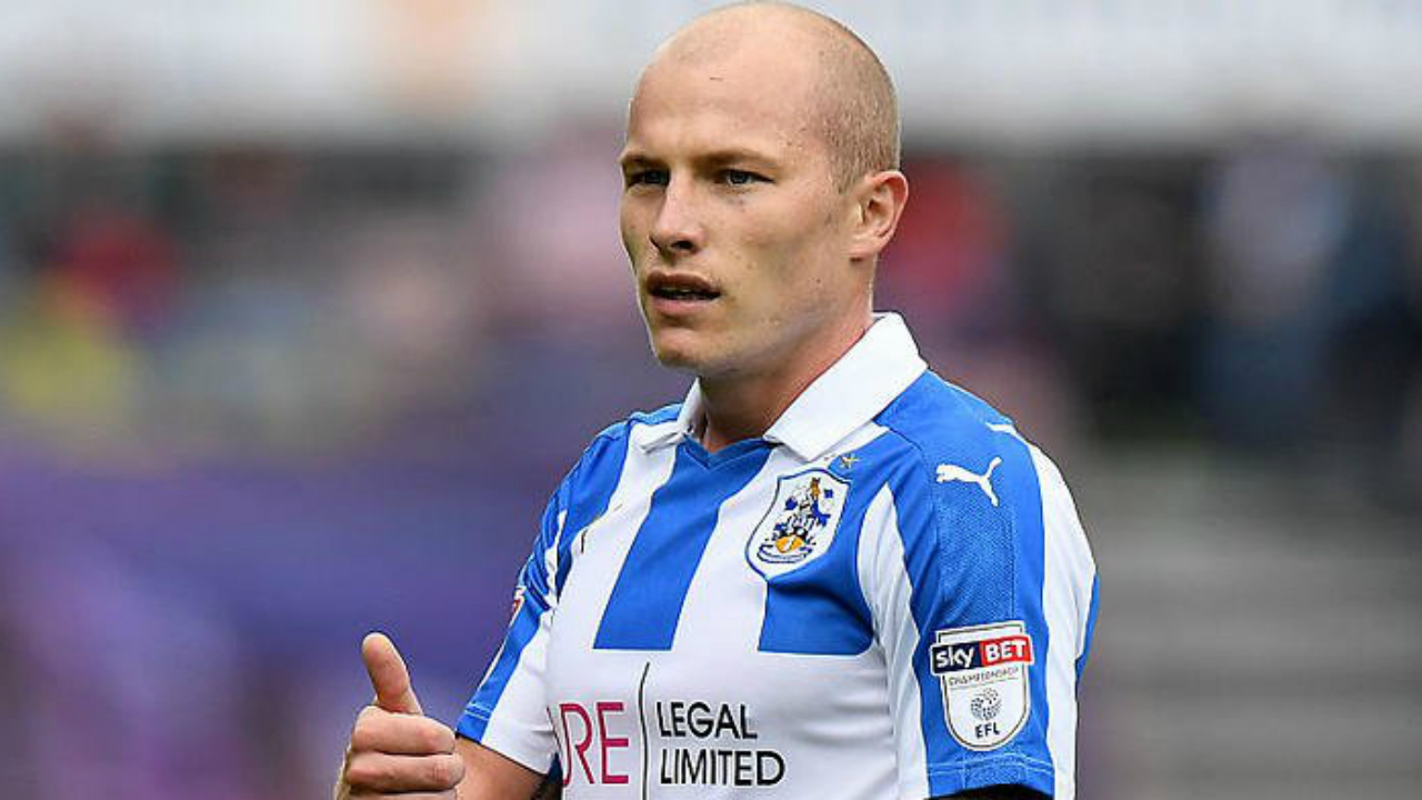 Aaron Mooy named in the Championship Team of the Year