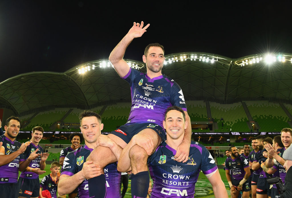 Storm edge Eels in thrilling qualifying final