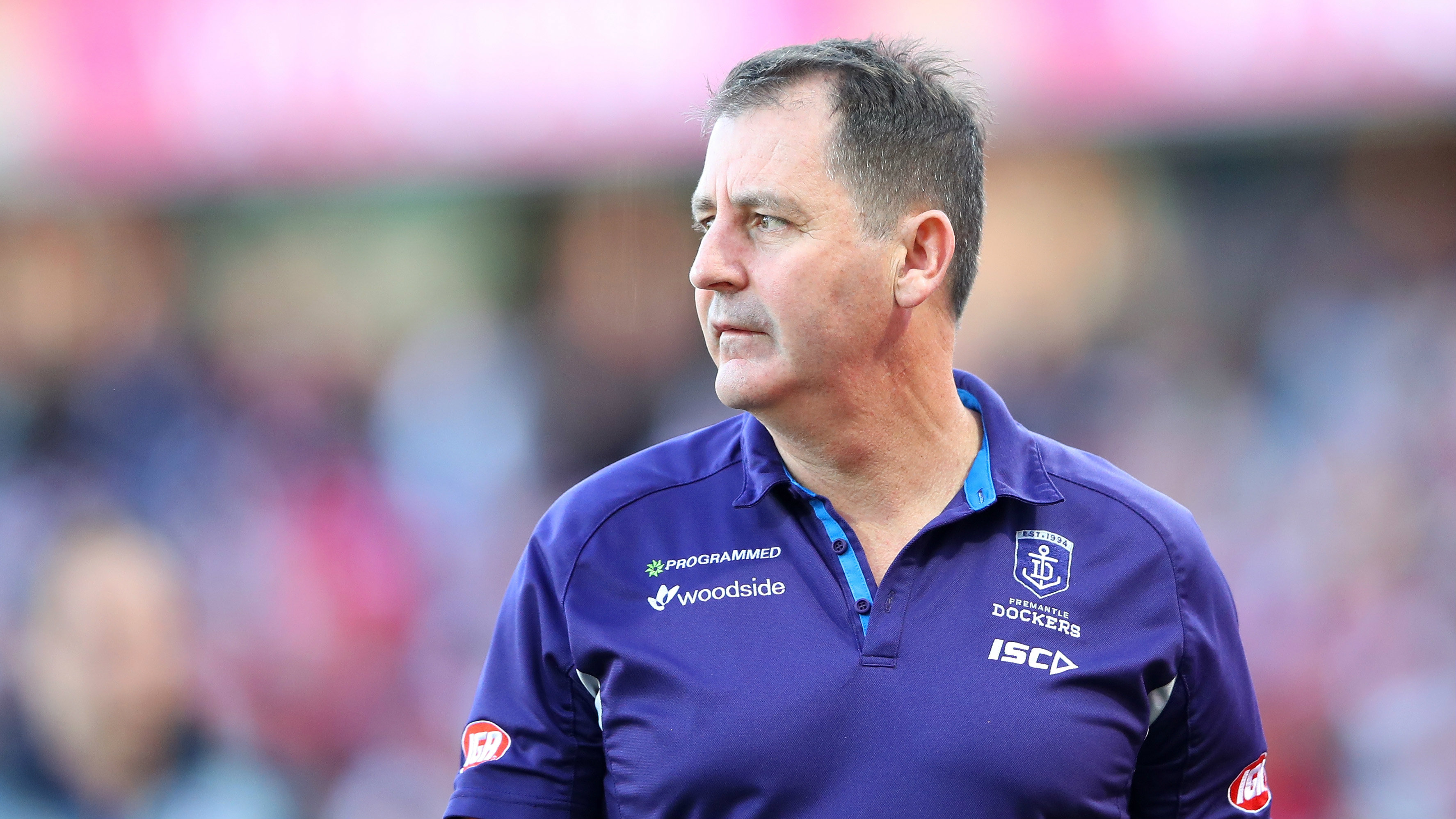Dockers respond to harassment reports