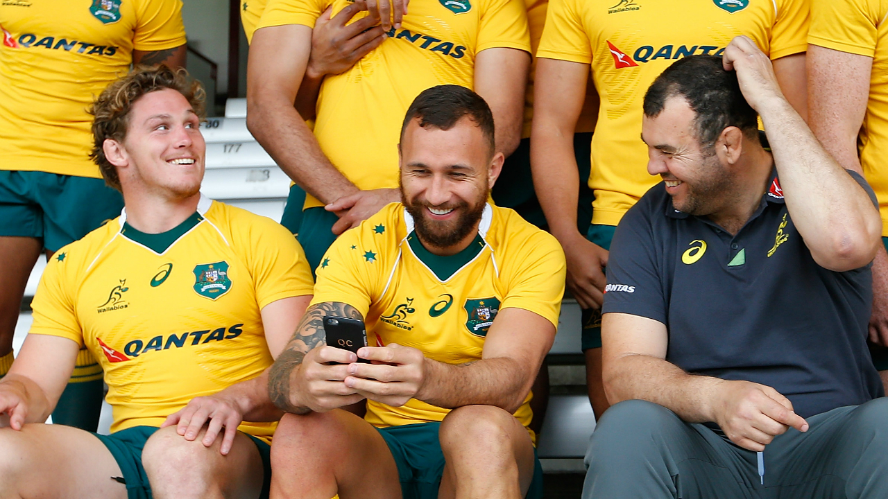 Wallabies reject Quade Cooper will face Australia as captain of the Barbarians