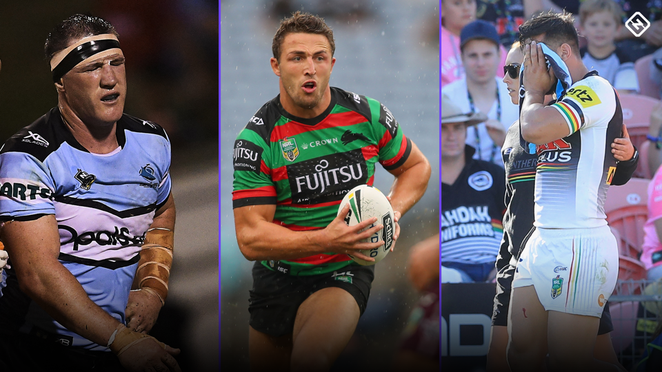 #Paul Gallen #Sam Burgess #Josh Mansour