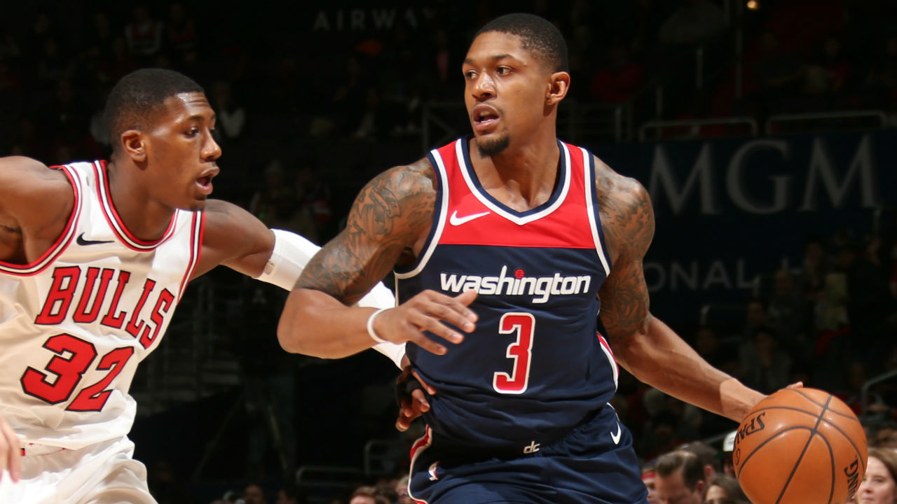 Beal's 39 lead Wizards by Bulls