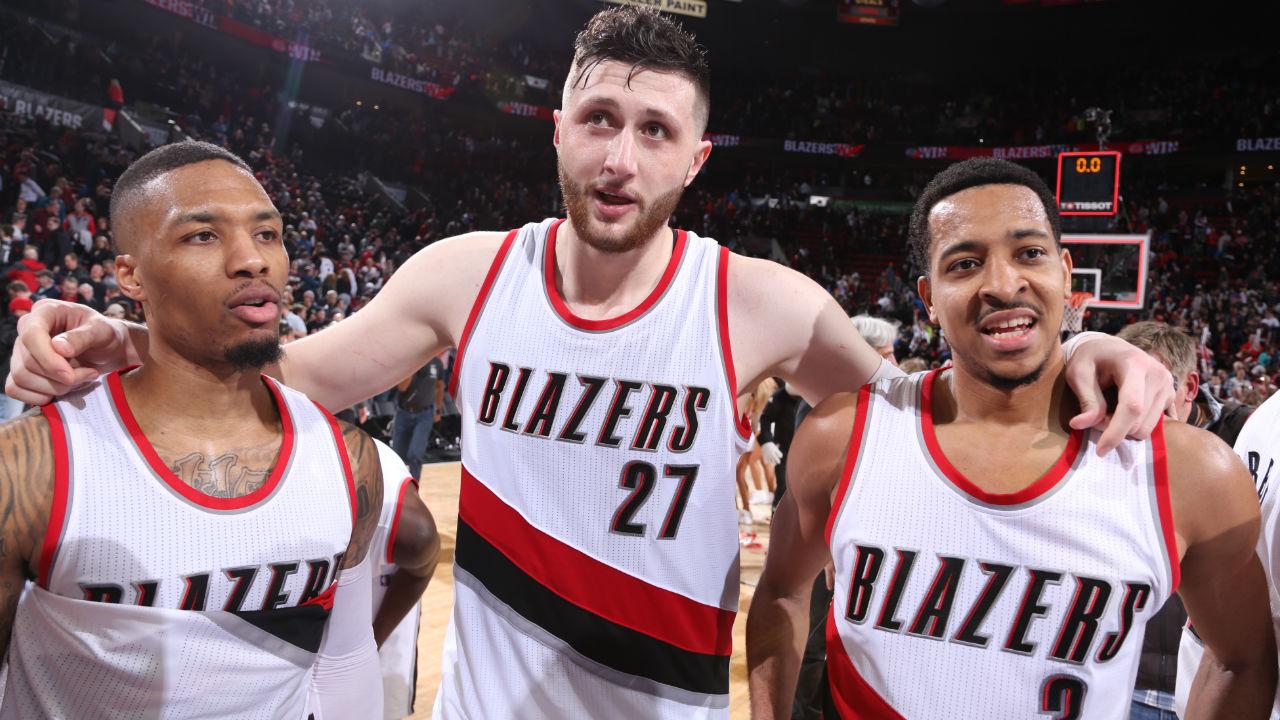 #Blazers
