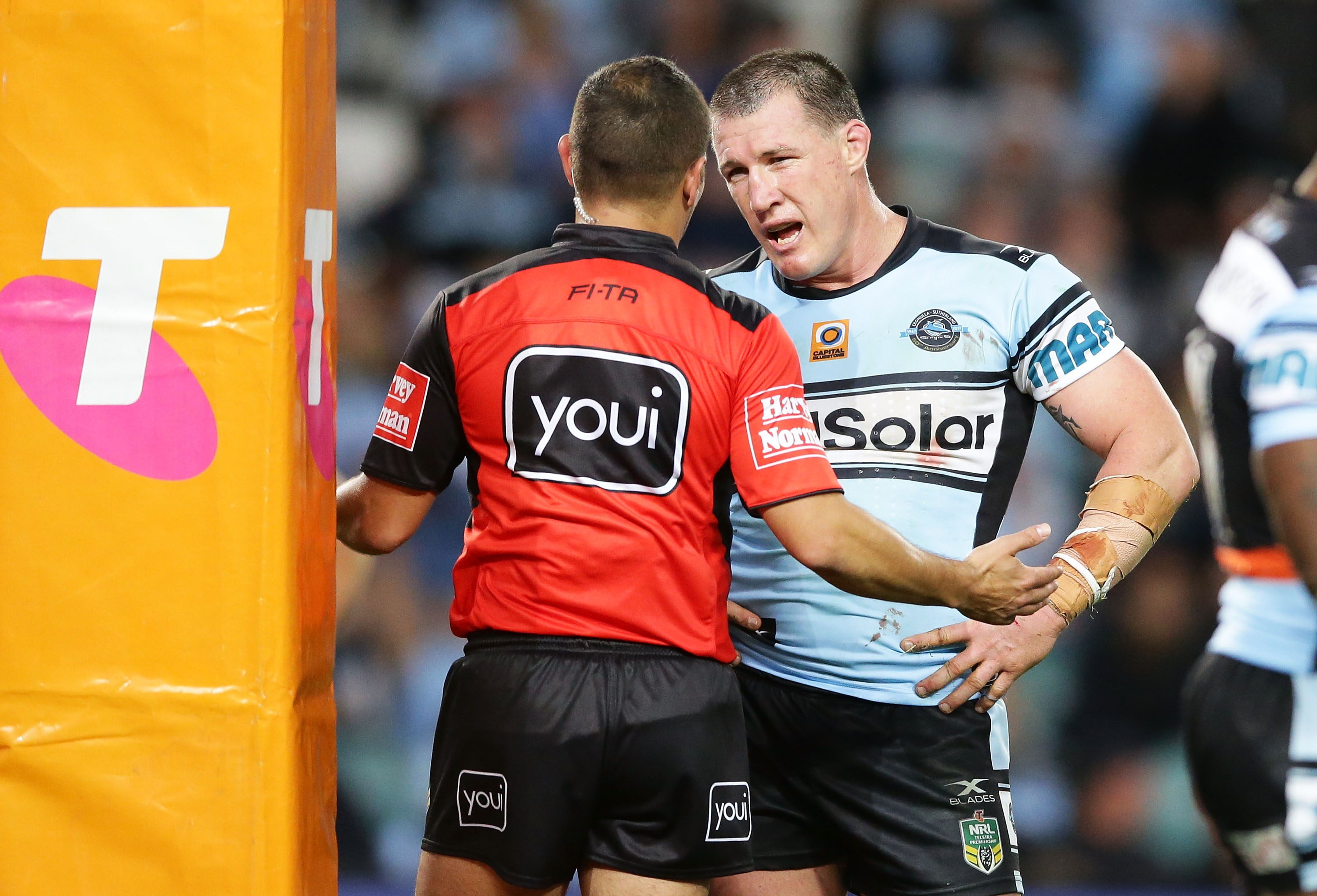 NRL comes down hard on Sharks and Sea Eagles for referee rants