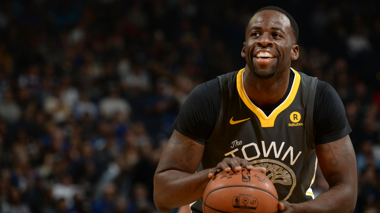 Draymond Green to miss Suns game with injured finger