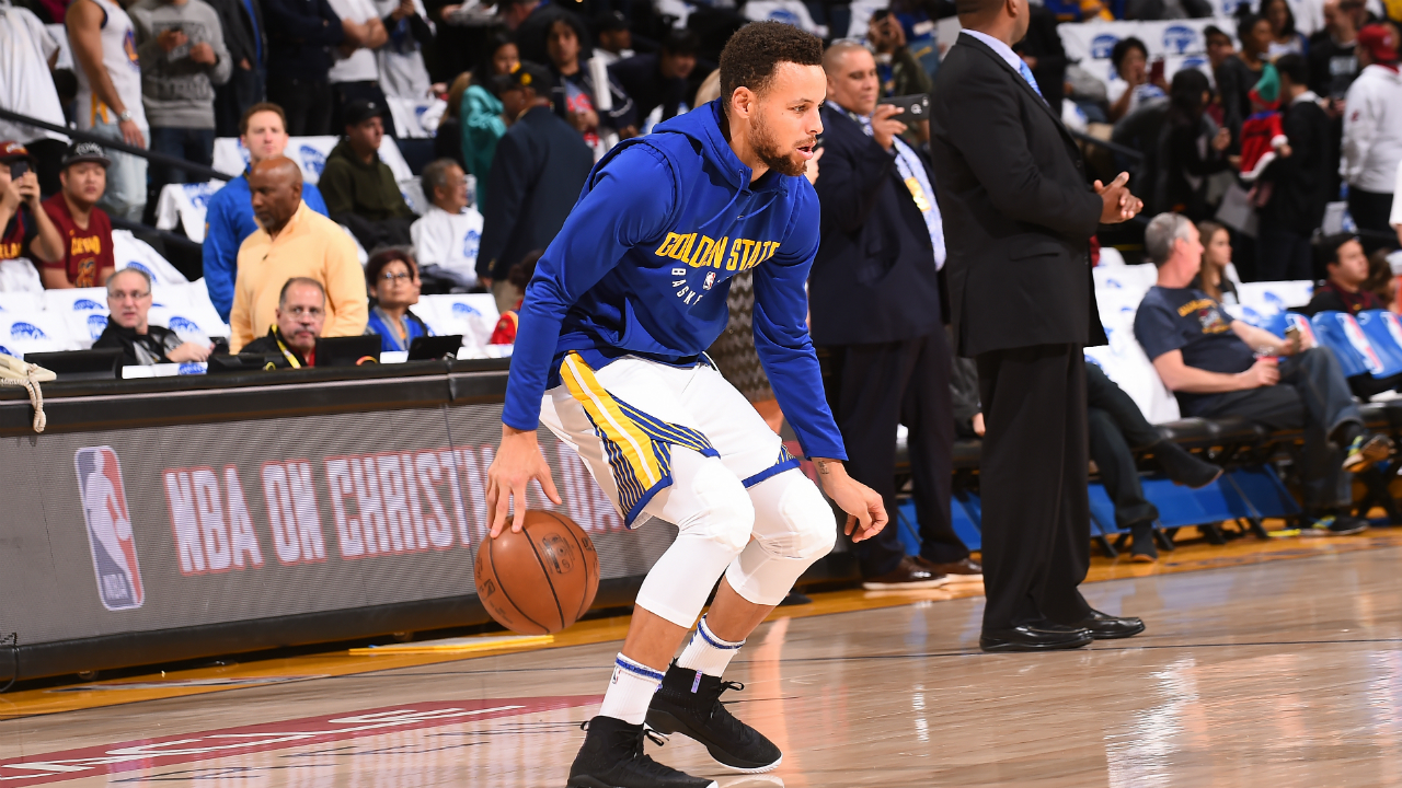 Warriors GM Bob Myers Addresses Possibility of Steph Curry Playing This Weekend