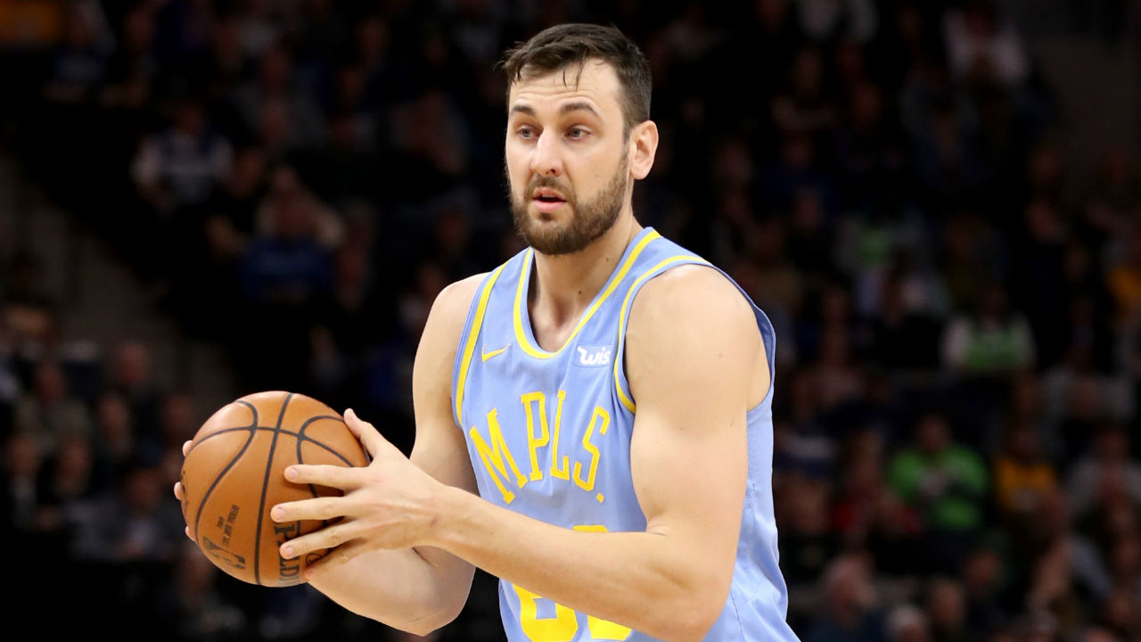 Andrew Bogut Has Withdrawn From The NBA Season Due To Personal Reasons