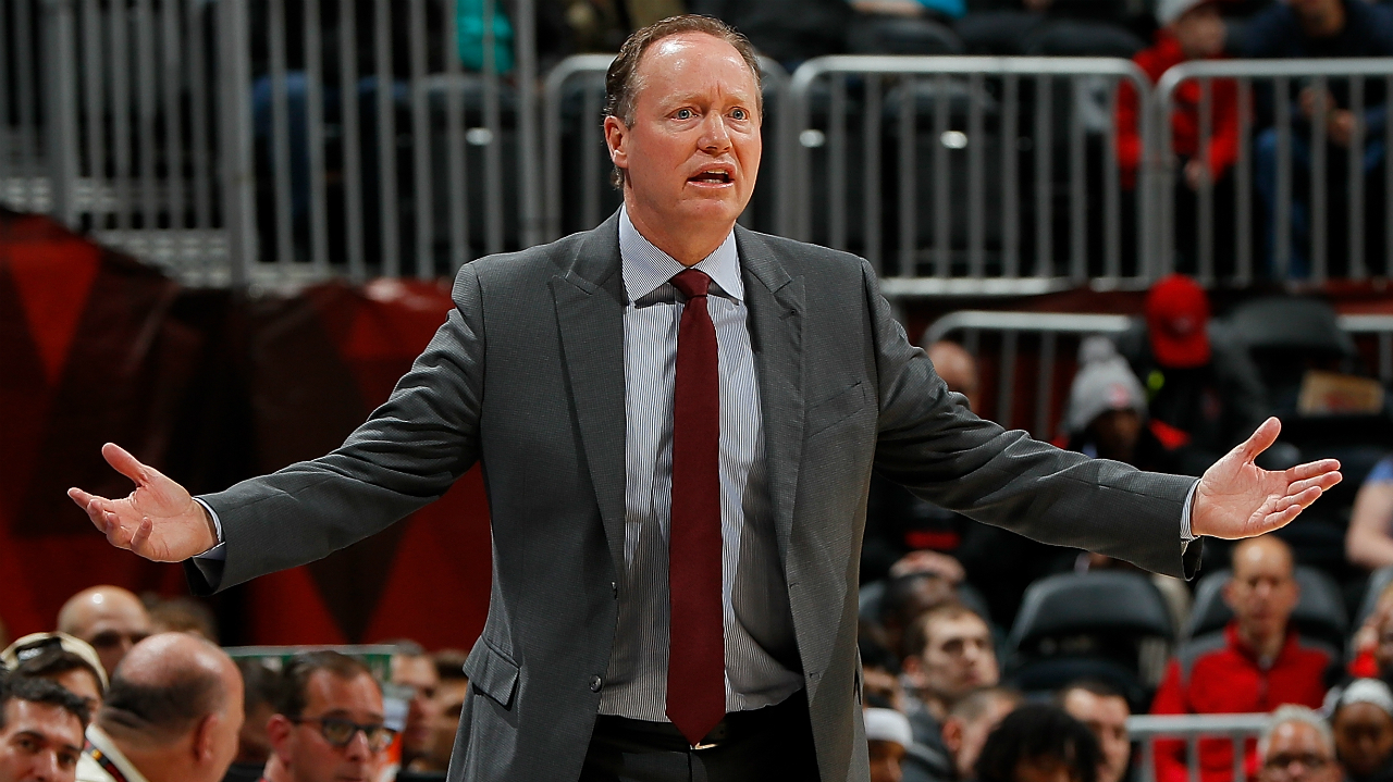 Atlanta coach Mike Budenholzer to meet with Suns about head coach job