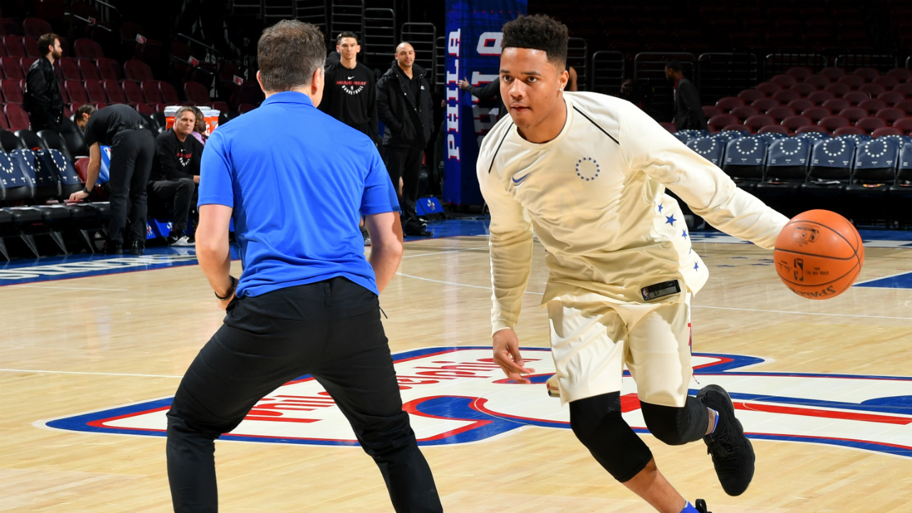 Sixers' Bryan Colangelo: Markelle Fultz could miss rest of season