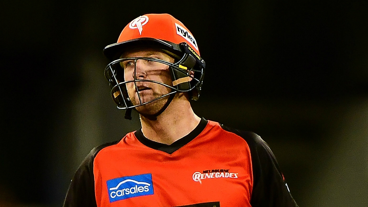 Cameron White: I was surprised to receive selector's call