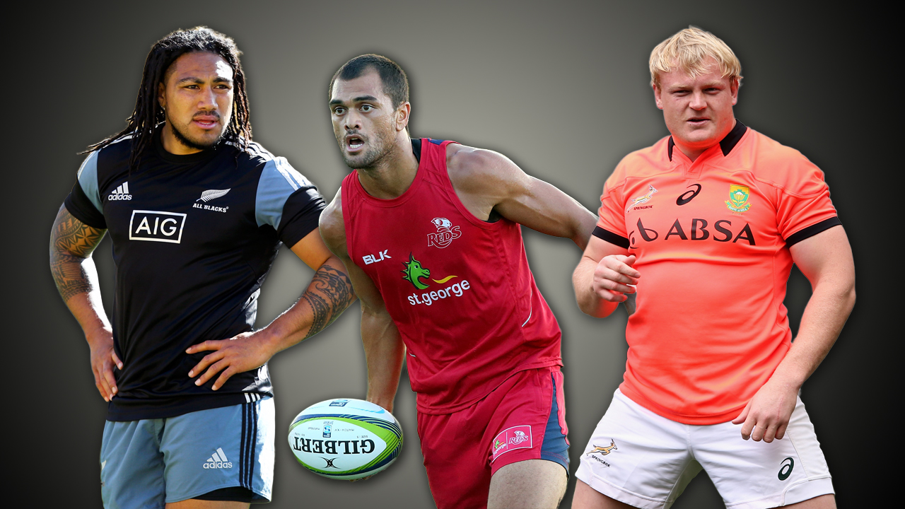 Gallery. Super Rugby New Faces