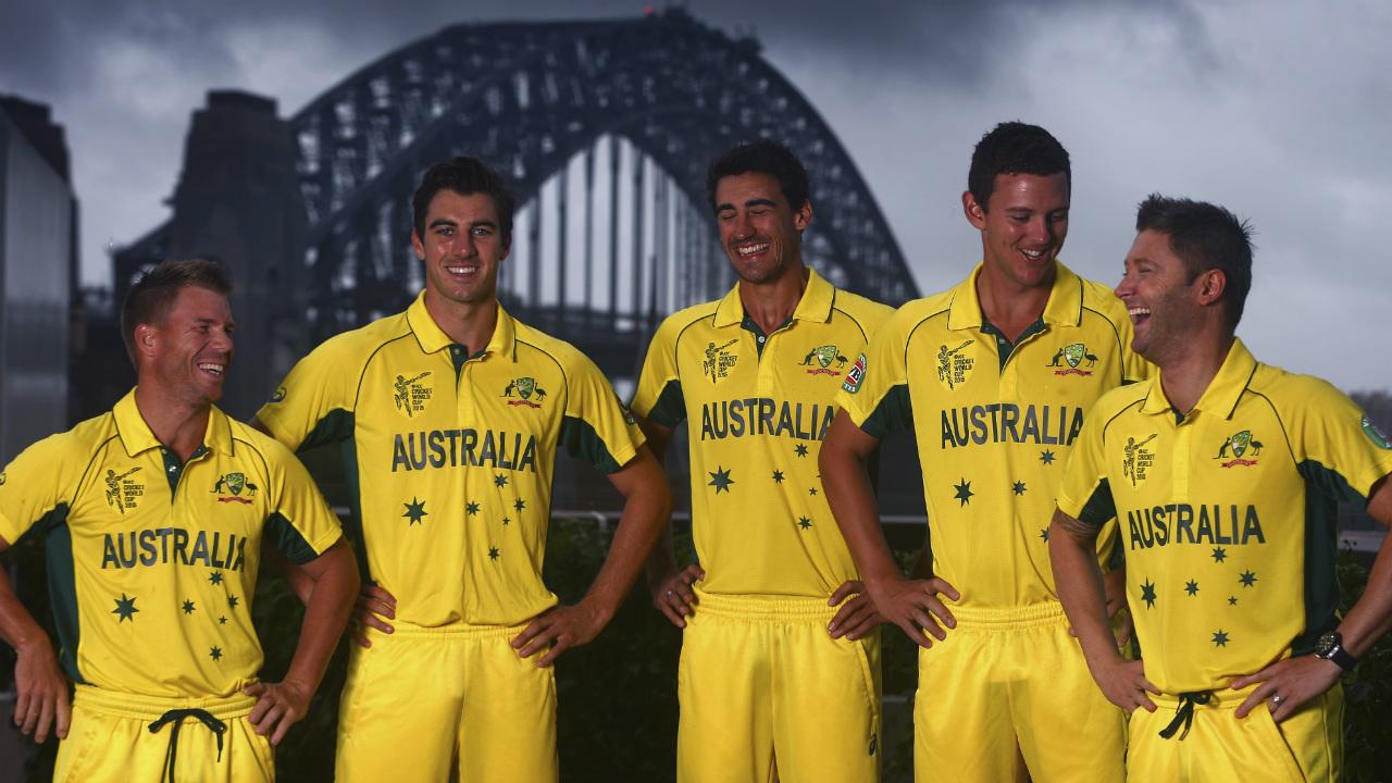 Australia World Cup squad
