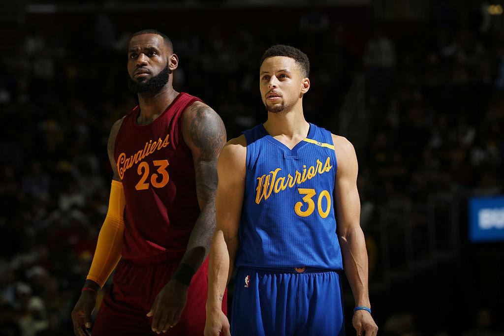 Cavs-Warriors Part III joins past championship trilogies