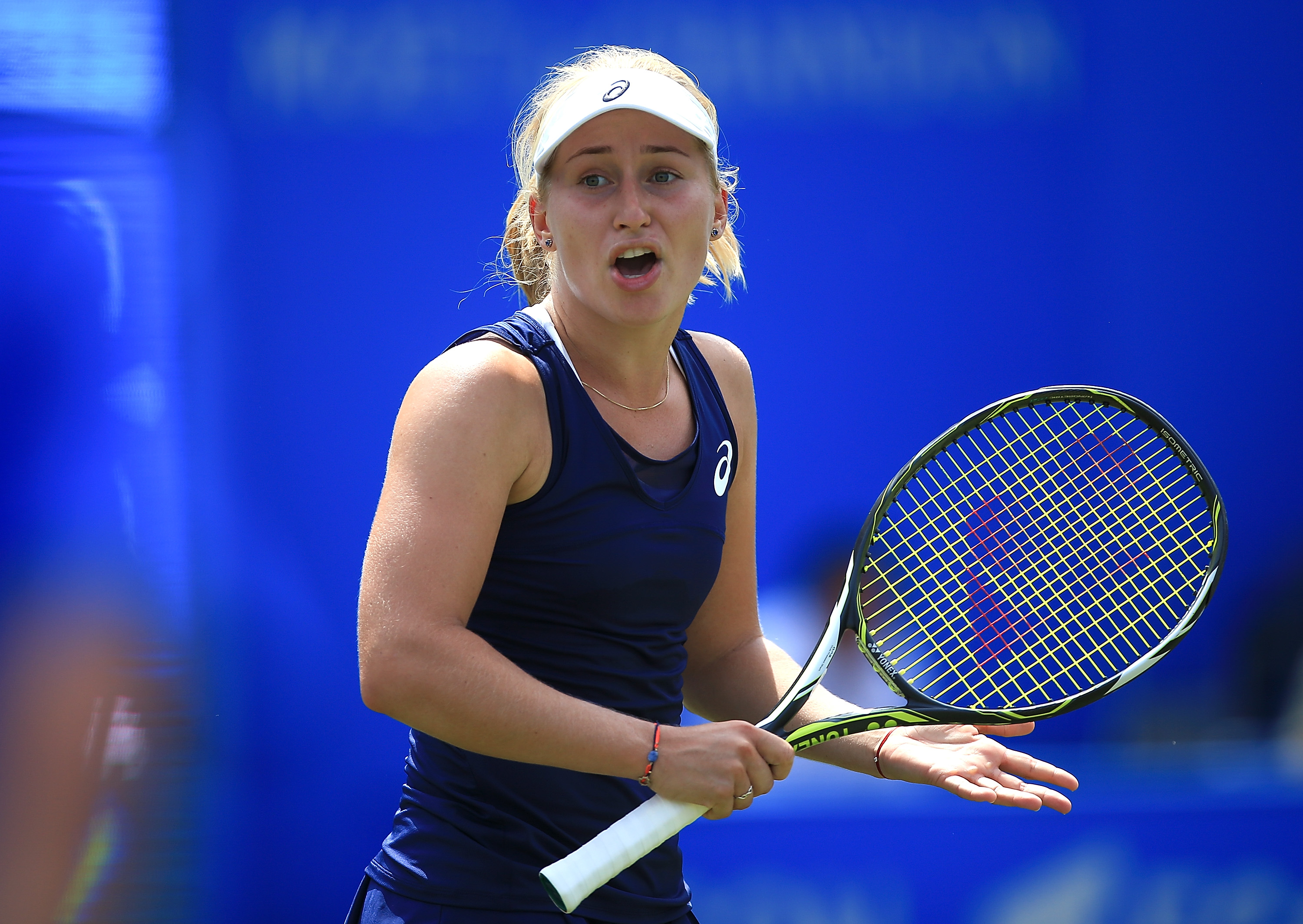 Comeback queen Kvitova wins Birmingham Open title