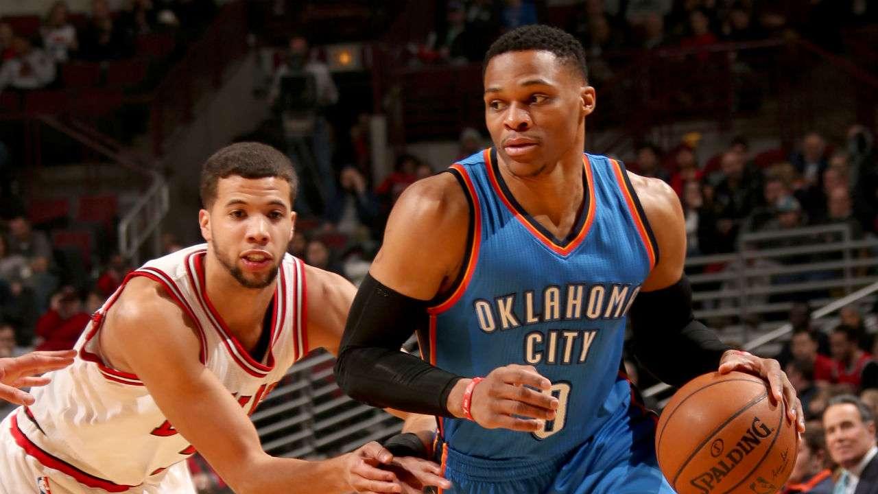 Thunder make light work of Bulls as Butler struggles with illness
