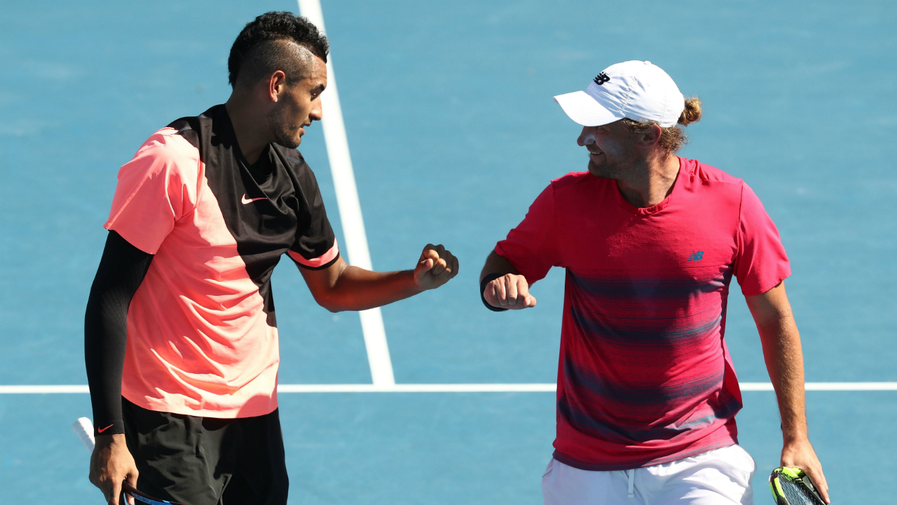 Nick Kyrgios: 'Defeating Jo Wilfried Tsonga is a dream come true'