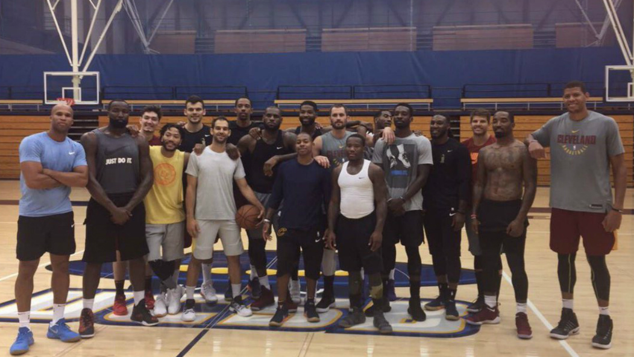 Cleveland invites Kendrick Perkins to training camp
